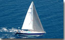 Search for a sailing yacht